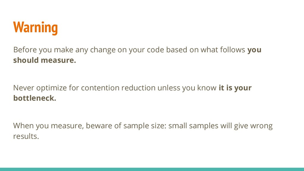 Warning Before you make any change on your code...