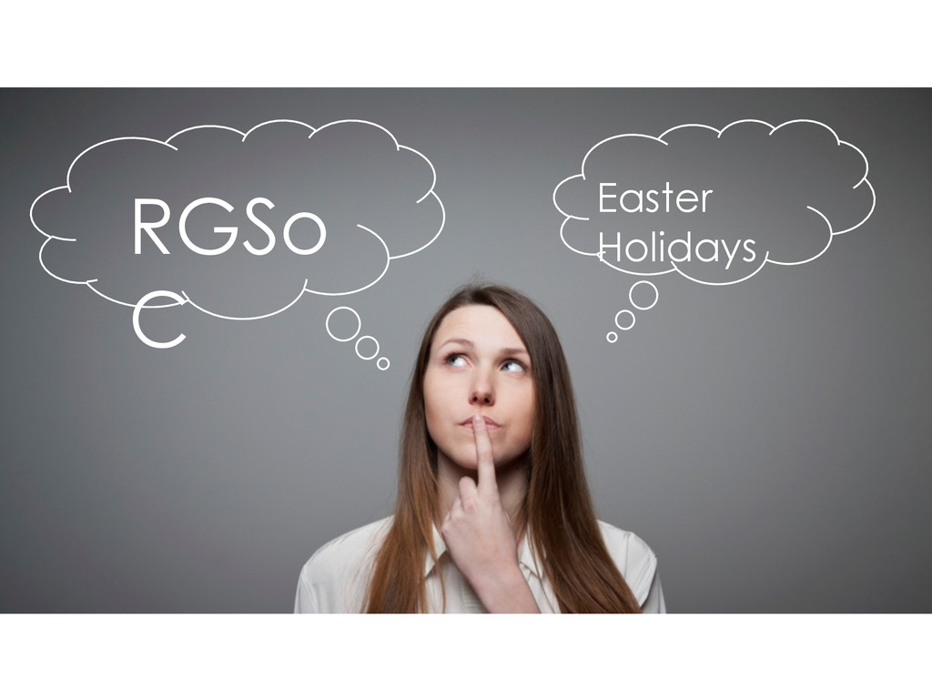 THE SEQUEL Easter Holidays RGSo C