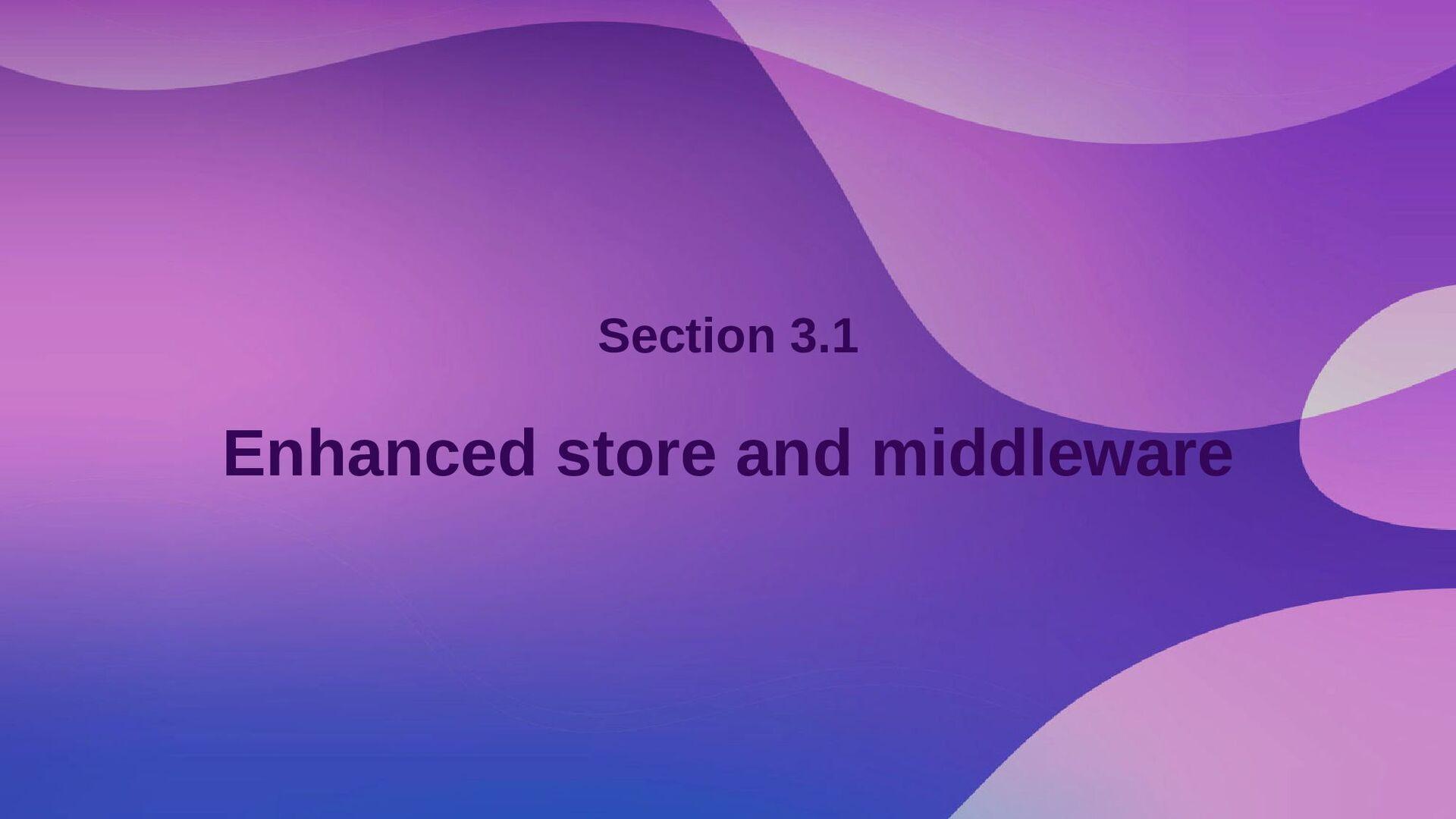 Middleware in bundle Redux Toolkit's configureS...