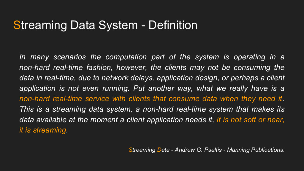 In many scenarios the computation part of the s...