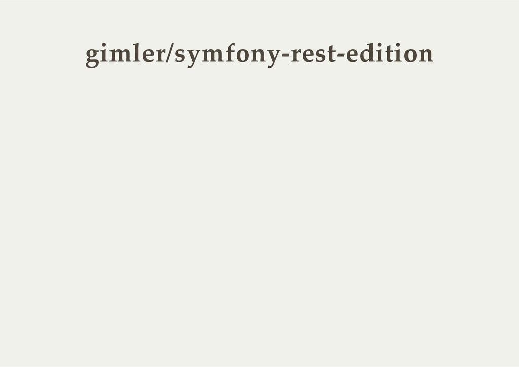 gimler/symfony-‐‑rest-‐‑edition