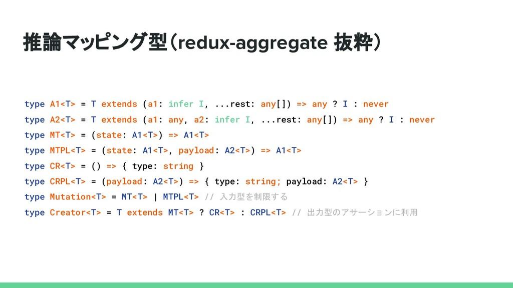 type A1<T> = T extends (a1: infer I, ...rest: a...
