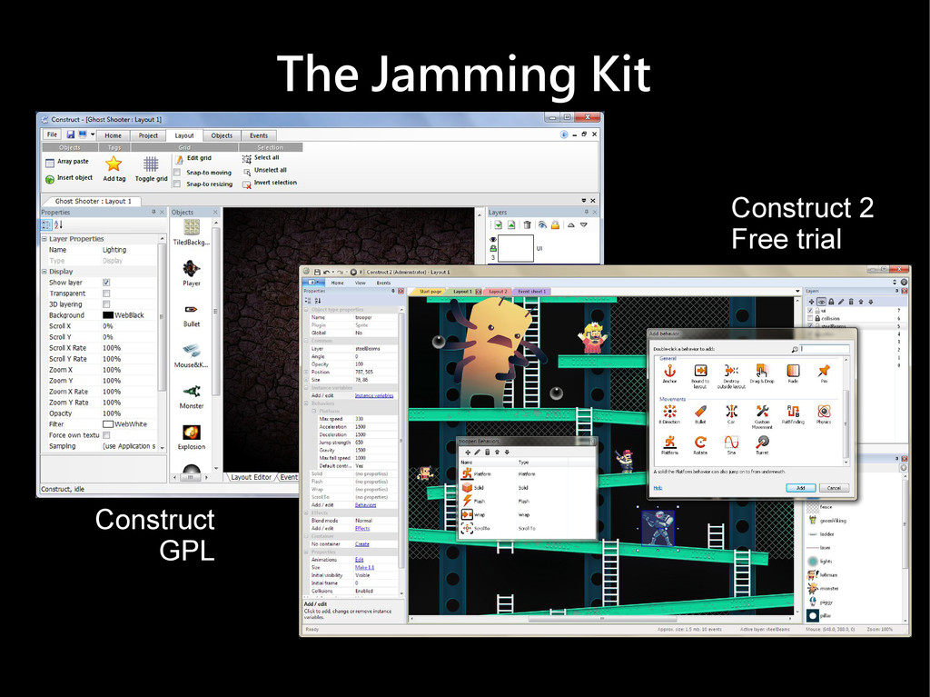 The Jamming Kit Construct GPL Construct 2 Free ...