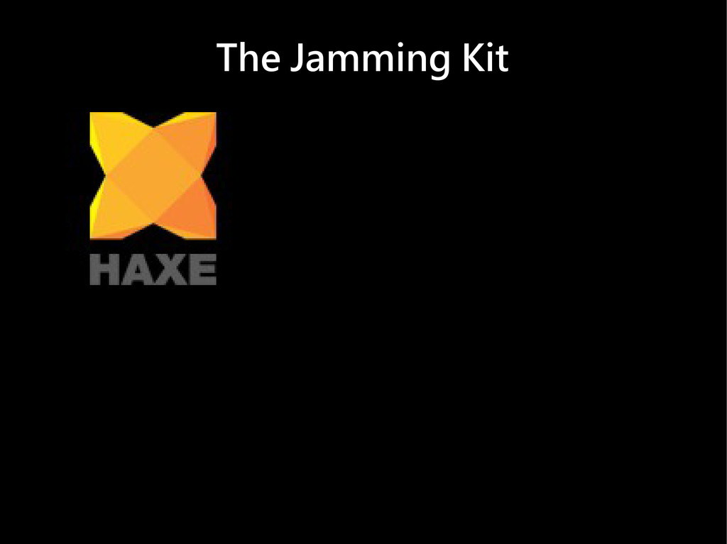 The Jamming Kit