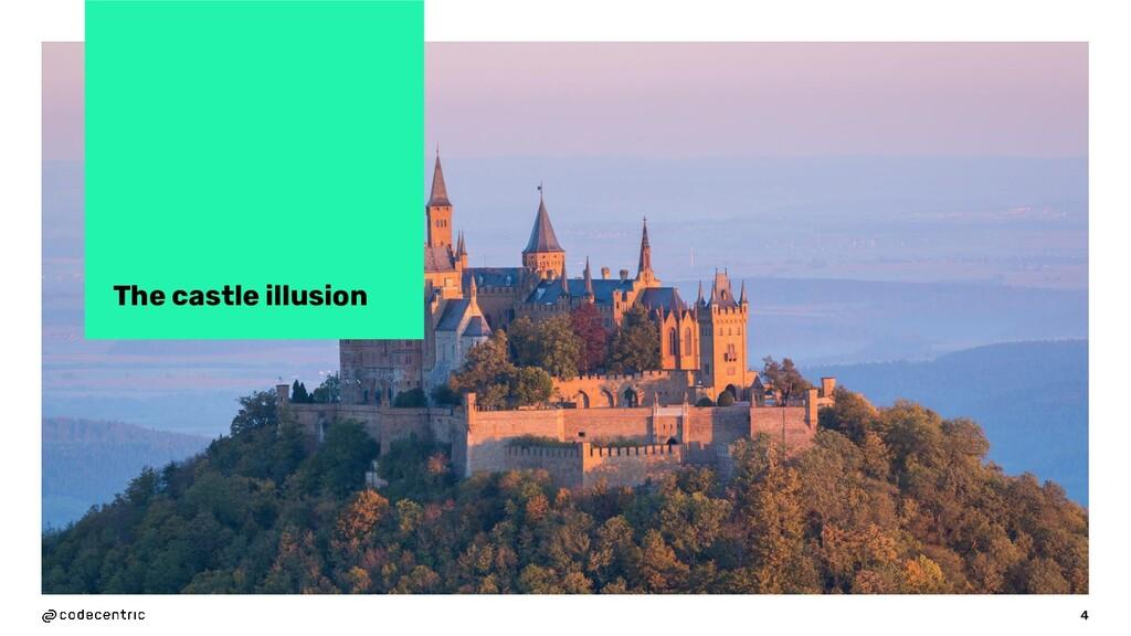 The castle illusion 4