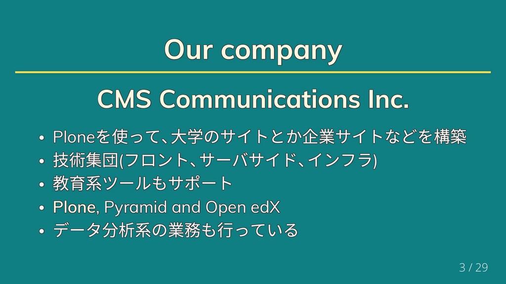 Our company Our company Our company Our company...