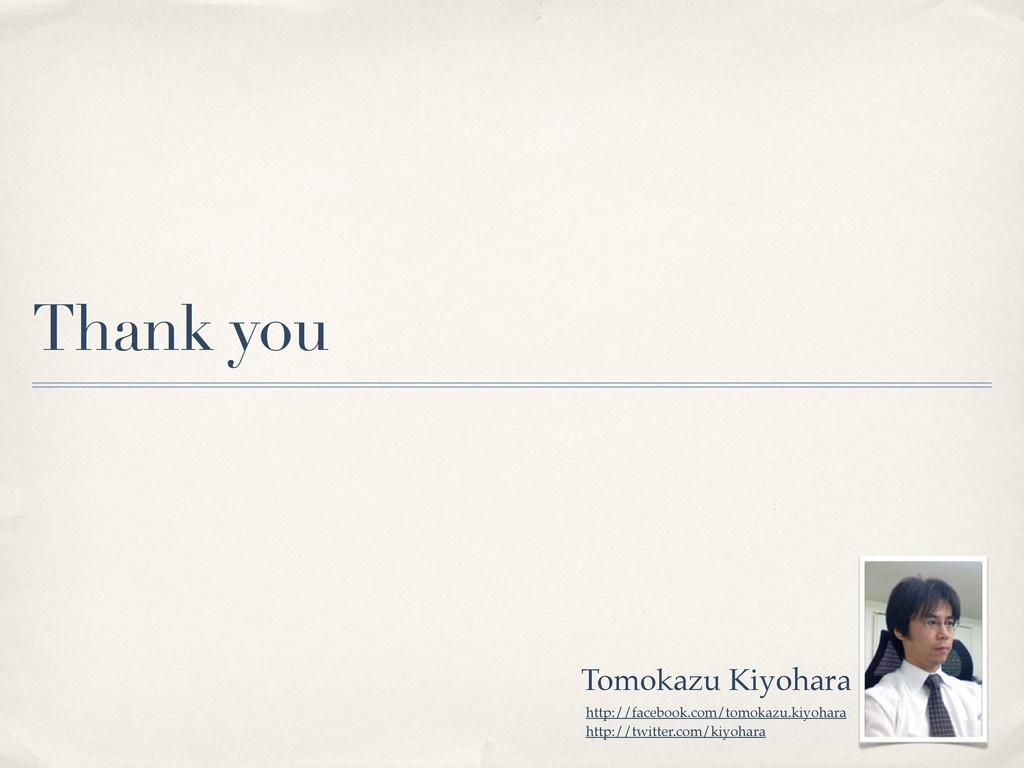 Thank you Tomokazu Kiyohara http://facebook.com...