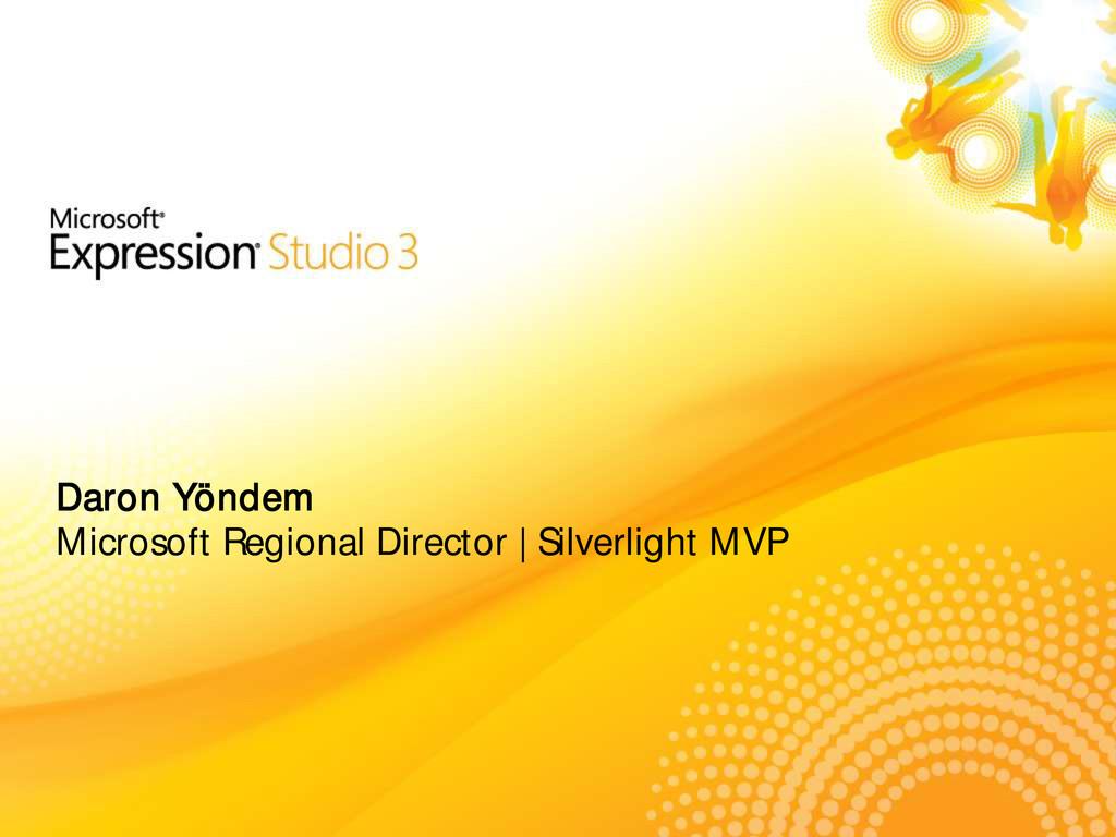 Daron Yöndem Microsoft Regional Director   Silv...