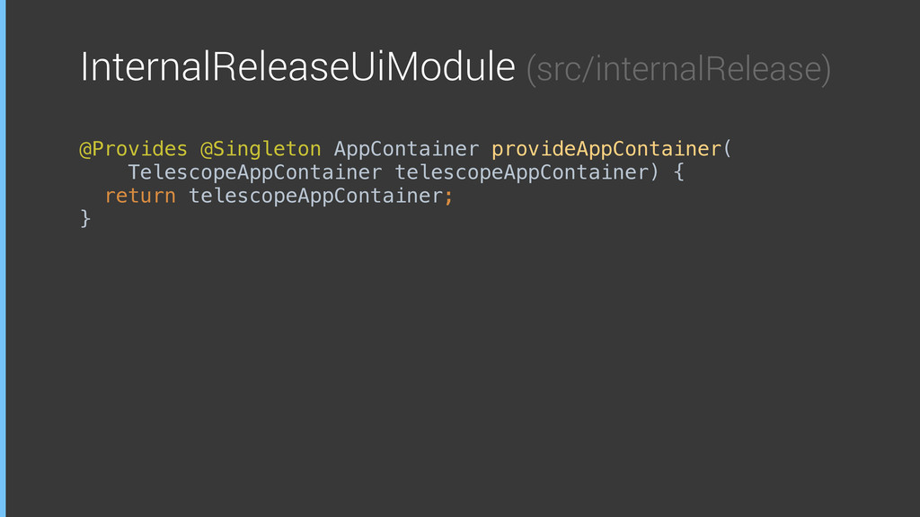 InternalReleaseUiModule (src/internalRelease) @...