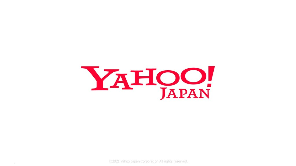 ©2021 Yahoo Japan Corporation All rights reserv...