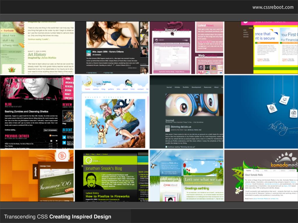 Transcending CSS Creating Inspired Design Trans...