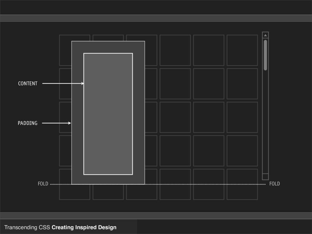 Transcending CSS Creating Inspired Design PADDI...