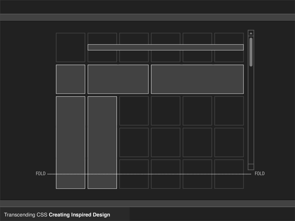 Transcending CSS Creating Inspired Design FOLD ...