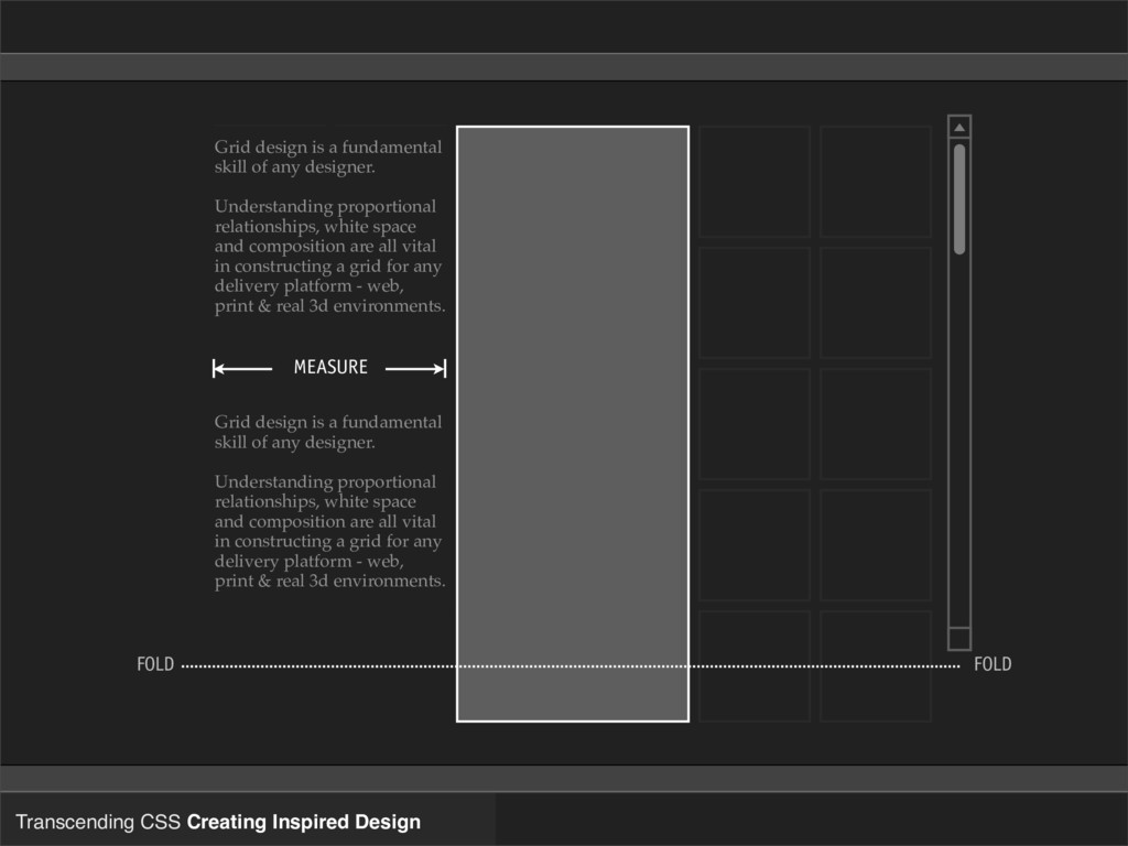 Transcending CSS Creating Inspired Design Grid ...