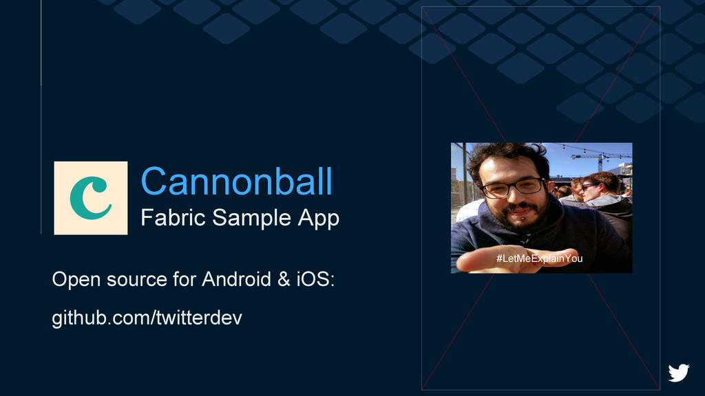 Fabric Sample App Cannonball Open source for An...