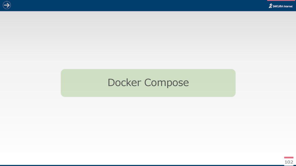 102 Docker Compose