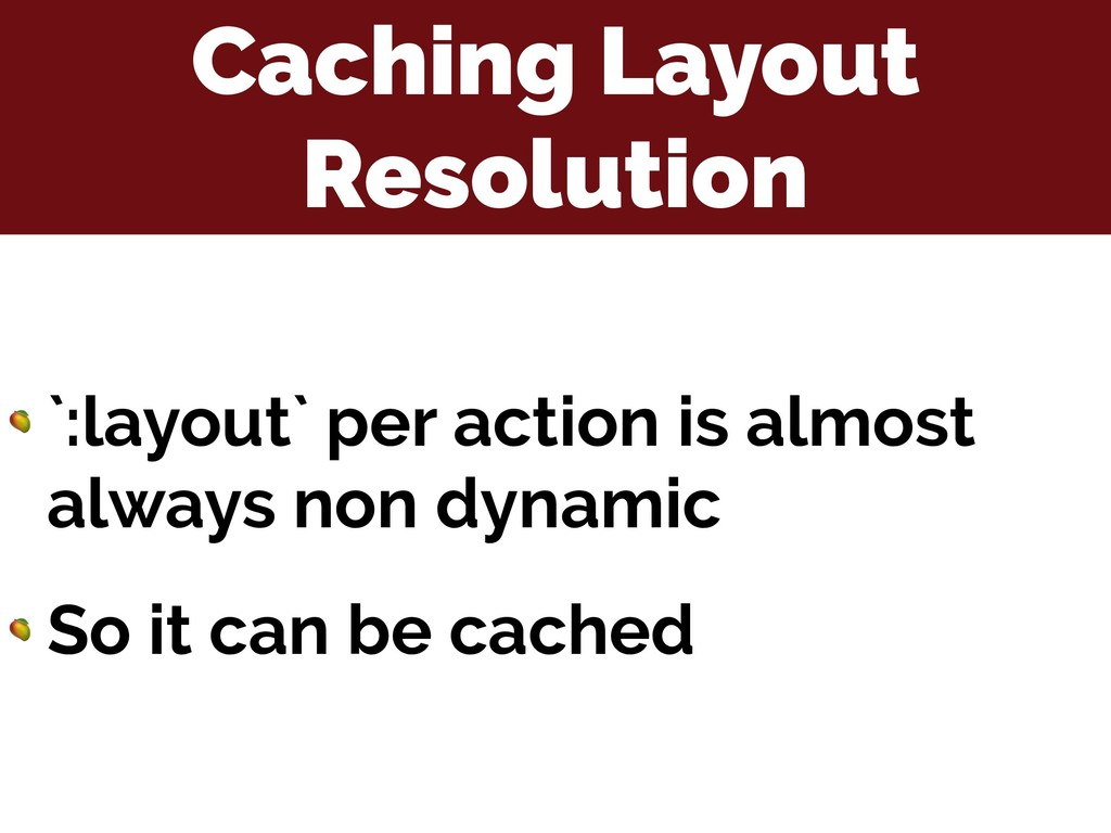 Caching Layout Resolution  `:layout` per action...