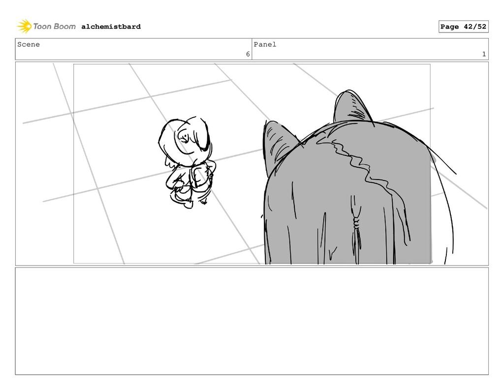 Scene 6 Panel 1 alchemistbard Page 42/52