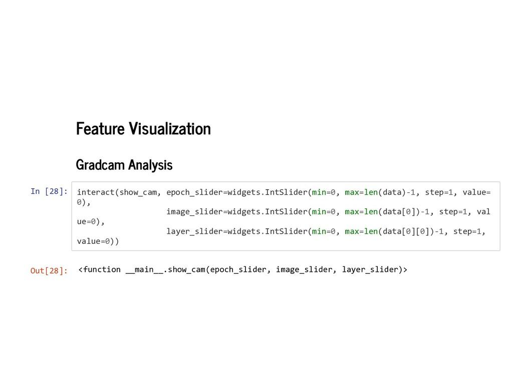 Feature Visualization Feature Visualization Gra...