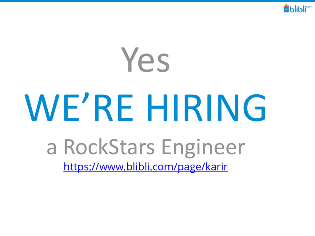 Yes WE'RE HIRING a RockStars Engineer https://w...