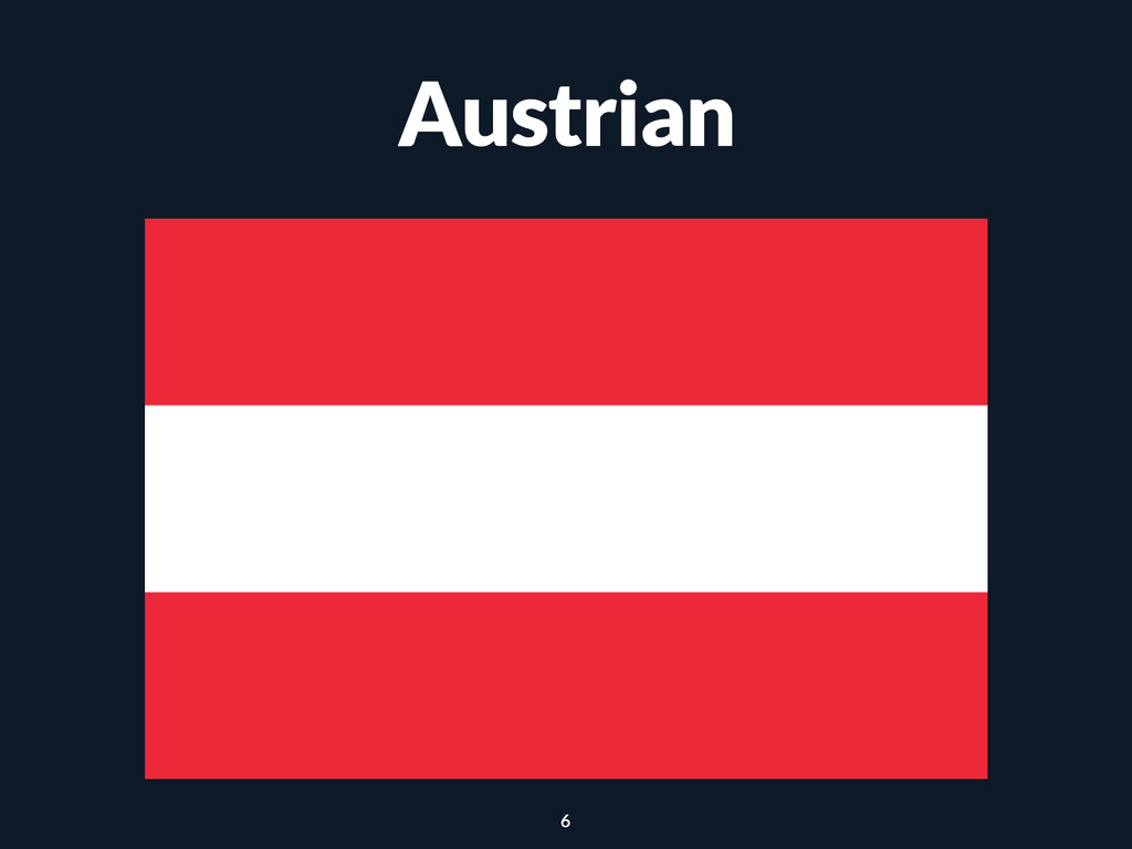 Austrian 6