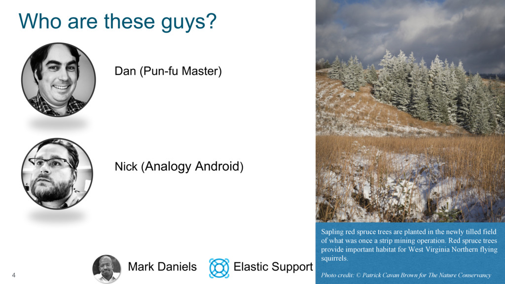 4 Who are these guys? Nick (Analogy Android) Da...