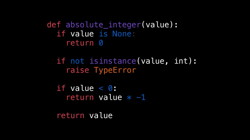 def absolute_integer(value): if value is None: ...