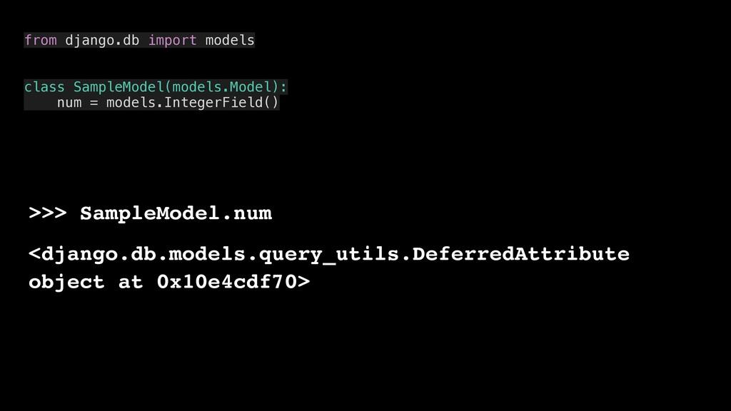 from django.db import models class SampleModel(...