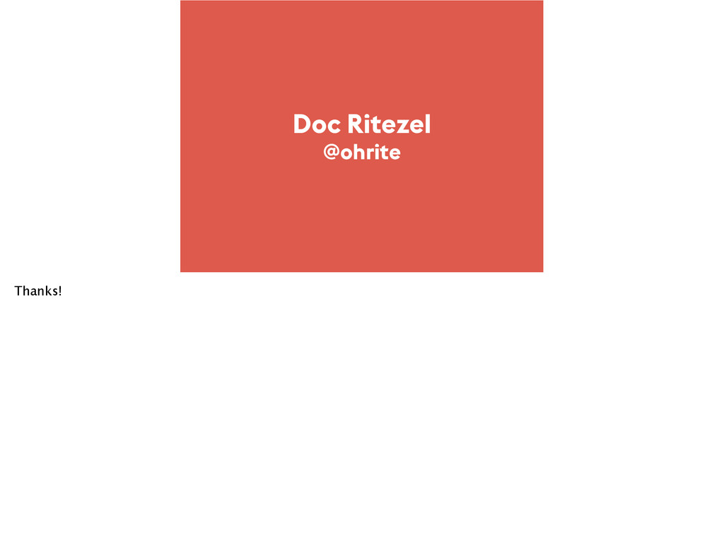 Doc Ritezel @ohrite Thanks!