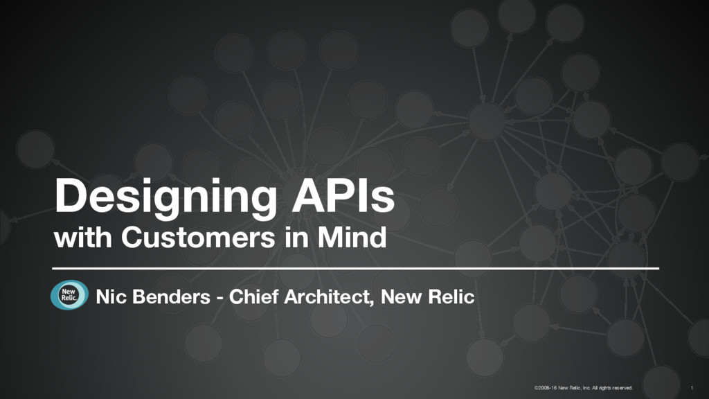 ©2008-16 New Relic, Inc. All rights reserved. D...