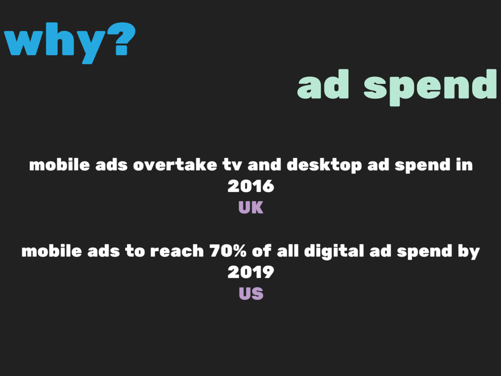 ad spend mobile ads overtake tv and desktop ad ...