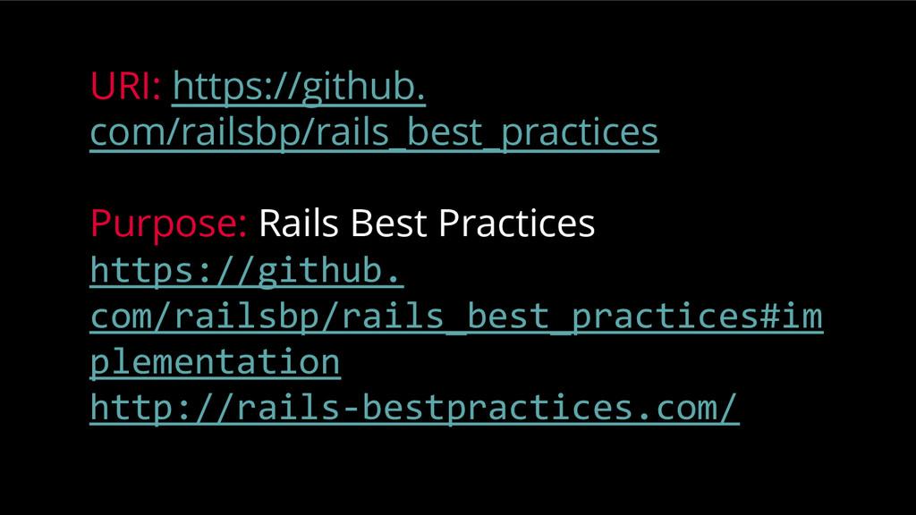 URI: https://github. com/railsbp/rails_best_pra...