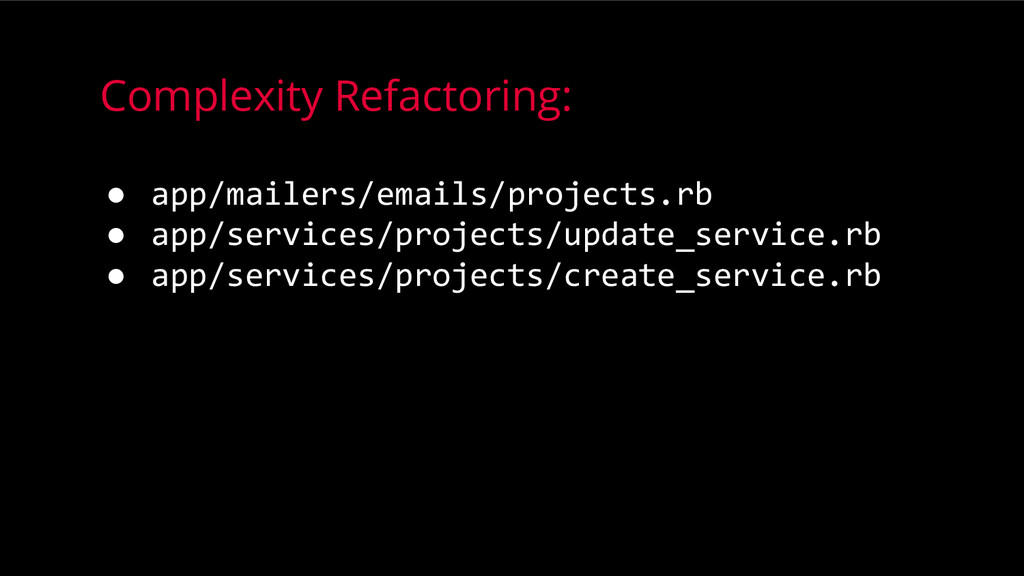 Complexity Refactoring: ● app/mailers/emails/pr...