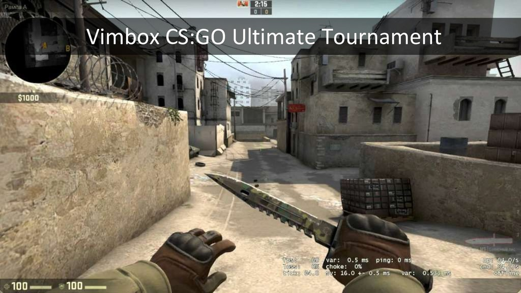 Vimbox CS:GO Ultimate Tournament