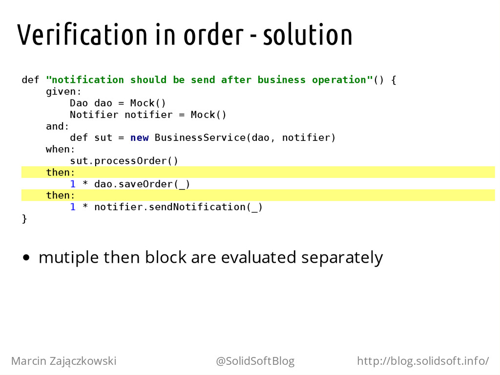 "Verification in order - solution d e f "" n o t ..."