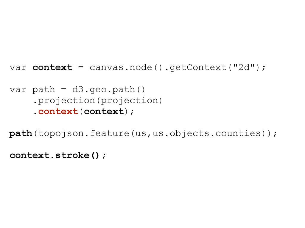 "var context = canvas.node().getContext(""2d""); v..."