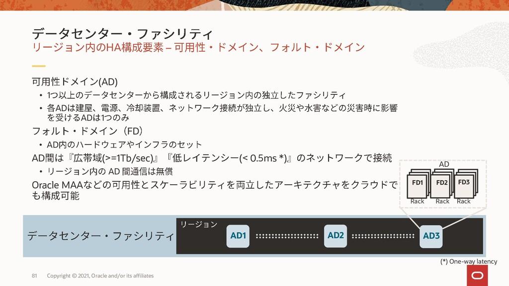 2 Web • : RPO <30 / RTO <30 • : RPO 0 / RTO 0 •...
