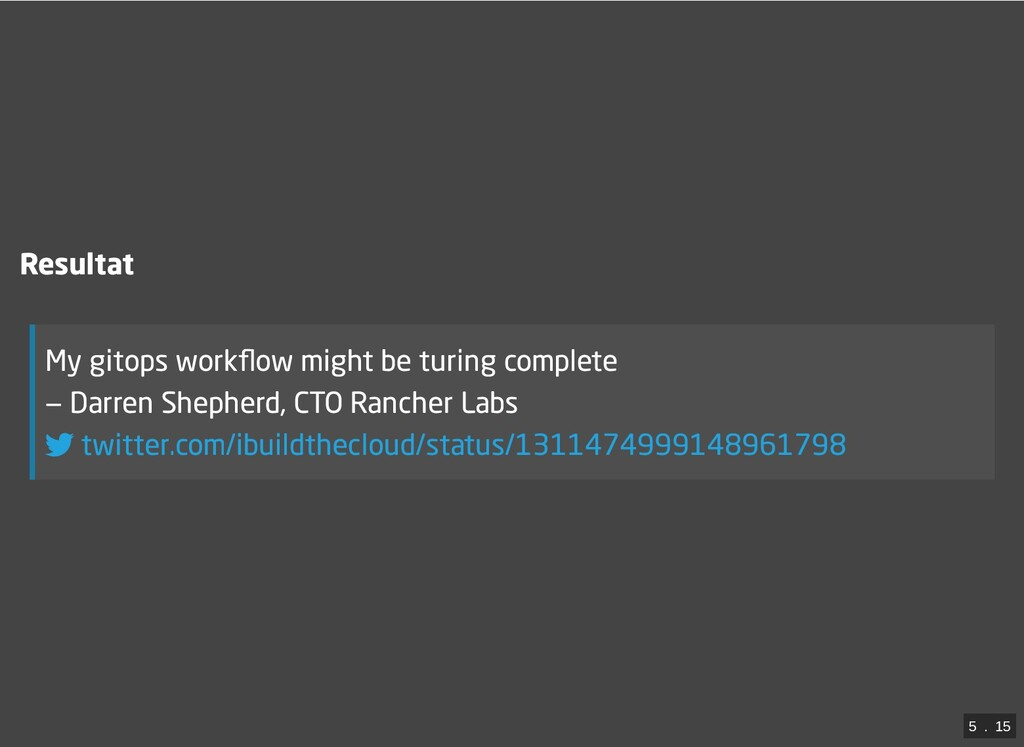 / Resultat My gitops workflow might be turing co...