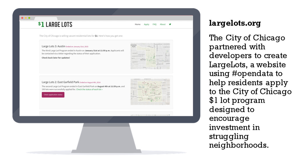 The City of Chicago partnered with developers t...