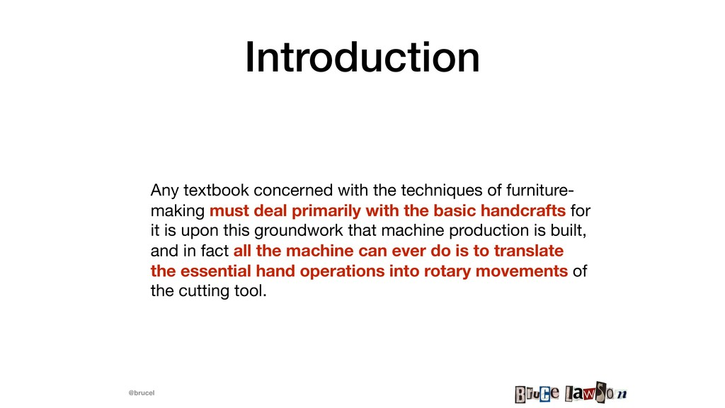 @brucel Introduction Any textbook concerned wit...