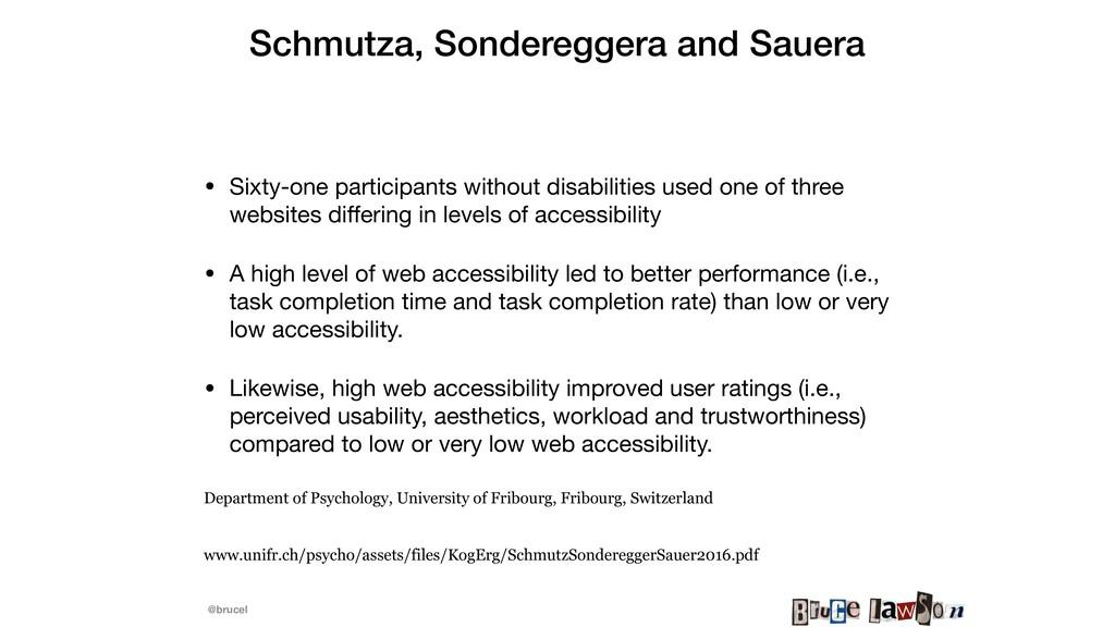 @brucel Schmutza, Sondereggera and Sauera • Si...