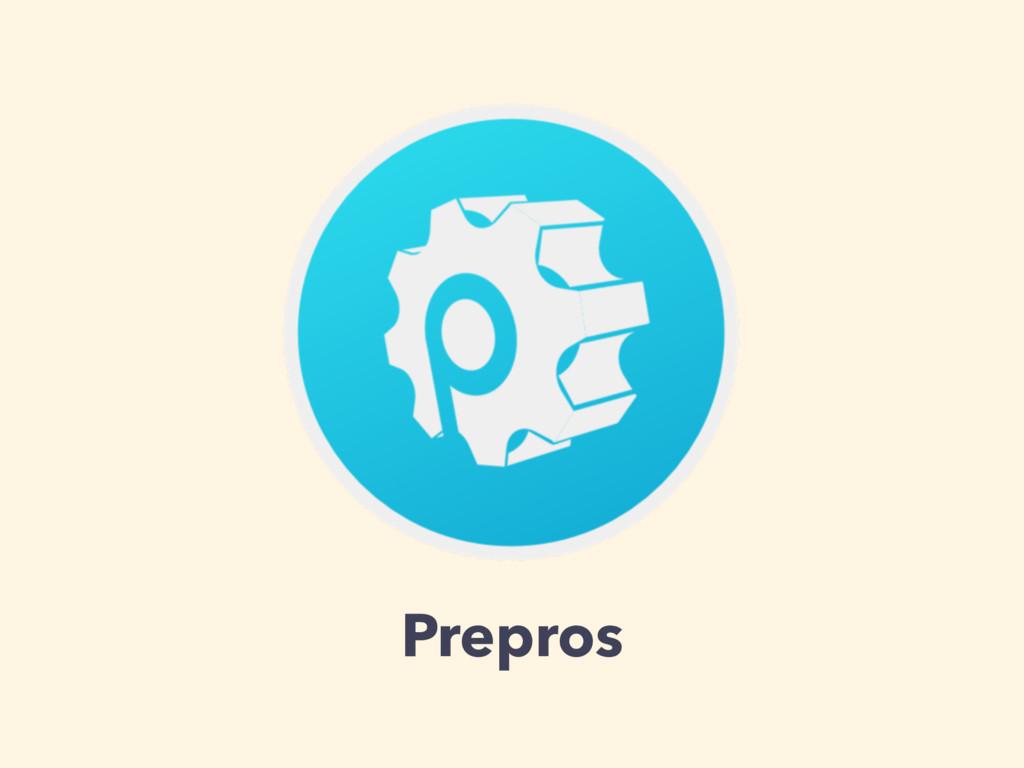 Prepros