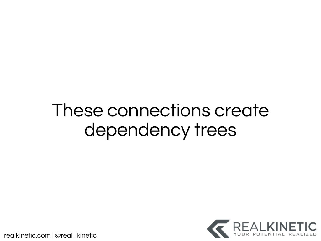 realkinetic.com | @real_kinetic These connectio...