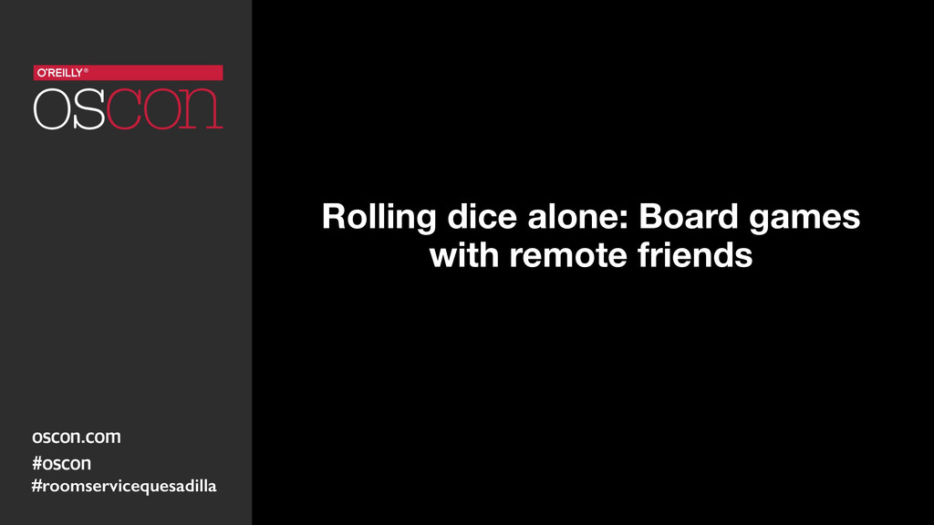 Rolling dice alone: Board games with remote fri...