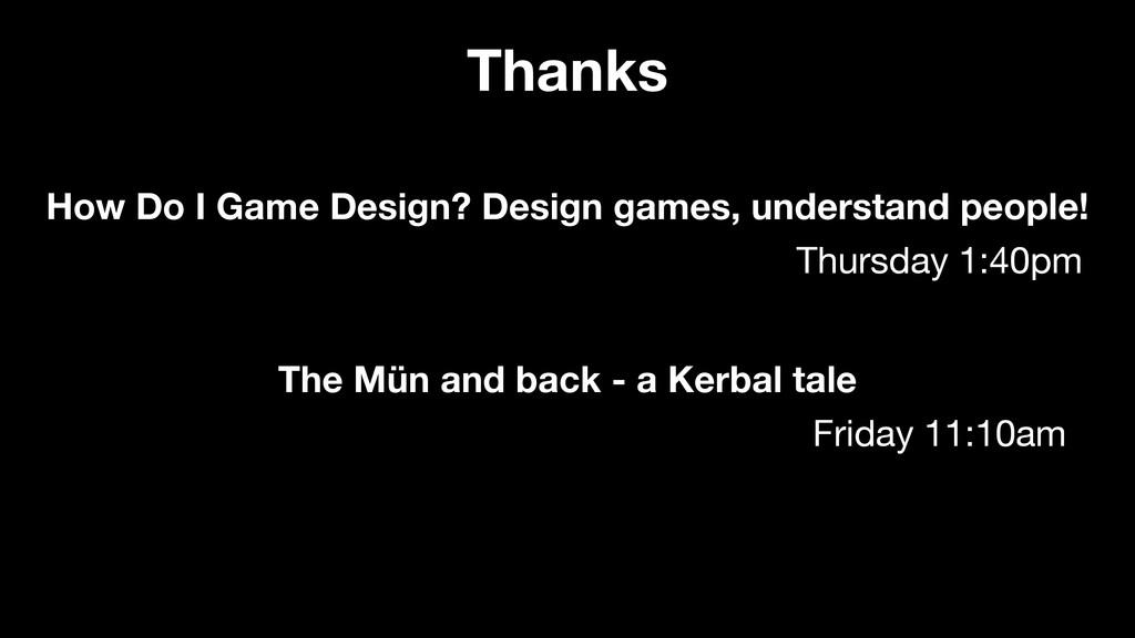 How Do I Game Design? Design games, understand ...