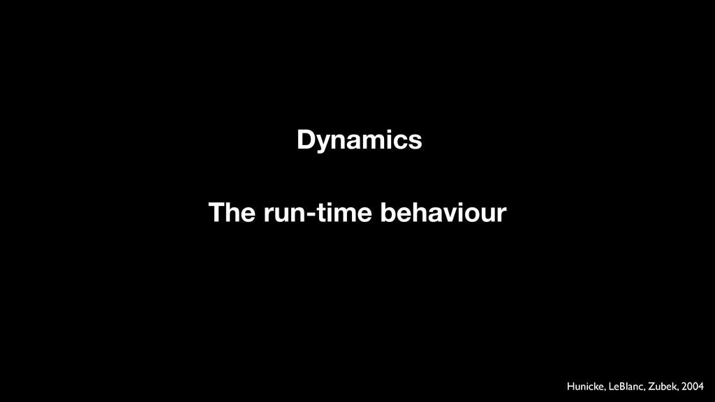 Hunicke, LeBlanc, Zubek, 2004 Mechanics Dynamic...