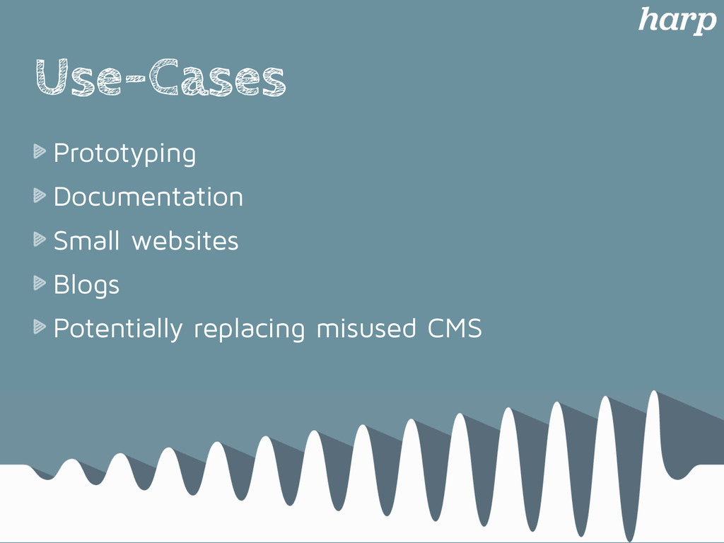 Use-Cases Prototyping Documentation Small websi...