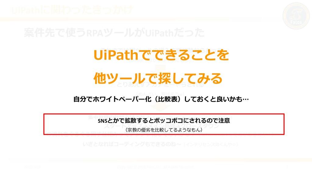 UiPathに関わったきっかけ 集中管理の仕組みはどれ?(ふむふむ…Orchestratorっ...