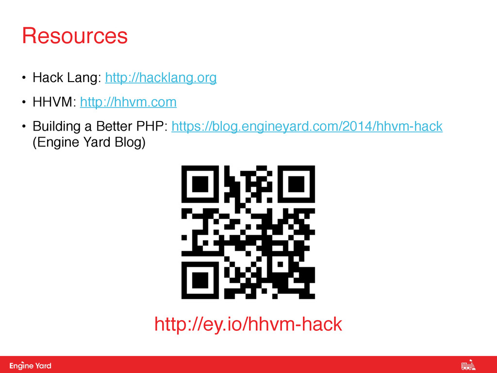 Proprietary and Confidential • Hack Lang: http:...