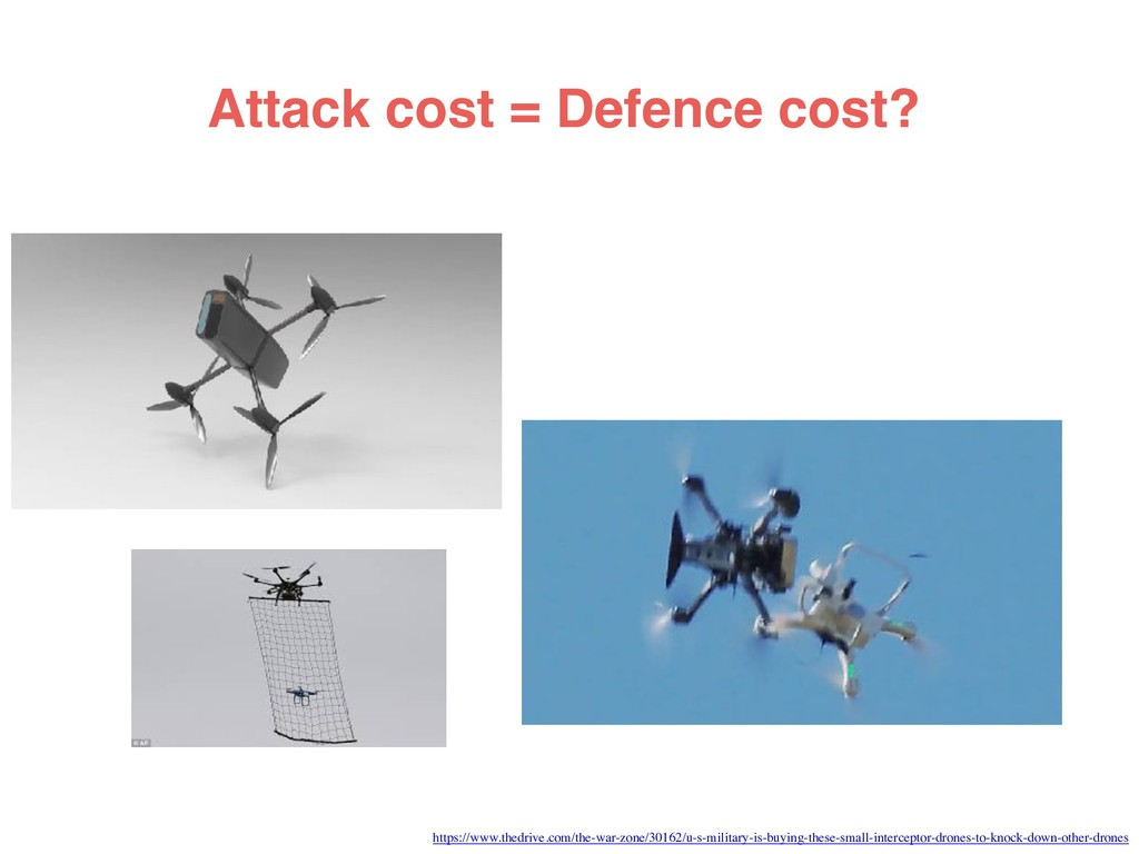 Attack cost = Defence cost? https://www.thedriv...